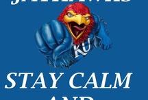 KU Jayhawks / by D King