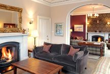 The Lounge / The Lounge at Knockendarroch, Hotel and Restaurant in Pitlochry