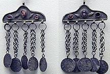 Turkish Folkloric jewels