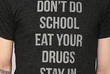 Weirdo t-shirts
