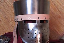 XII - XIII century norman armament