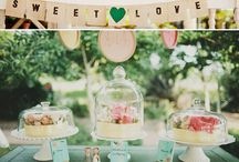 Dessert Table / by Angeline Tng