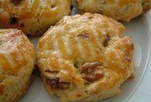 Cevizli kurabiye