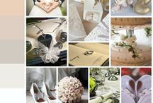 Inspiration Boards  / Mood Boards / An arrangement of images, materials, pieces of text, etc., intended to evoke or project a particular style or concept.