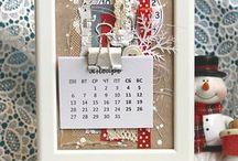 Вдохновение-календари