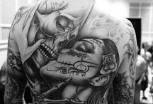 Tattoos  / by Kaite Stratton