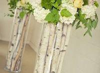 Květiny interiér