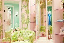 Hienoja huoneita
