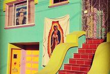 Inspiration Board: Frida / by Lulu Parkinson