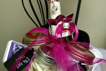 Custom Gift Baskets / Made to order gift baskets with a personal touch!