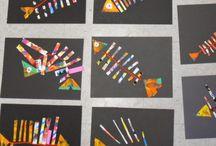 Bev / Weddings, Art ideas for 5 year olds, home decor