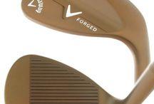 Golf - Wedges & Utility Clubs