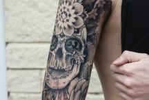 Tattoo inspiration / Tattoos and guitars