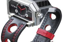 "Unique Watches / We at Jura Watches have put together our ""Top 10 Unique Watches"" for you.   Dare to be bold or dare to be different, oversized watches are accessories that stand out in any surrounding. Enjoy the modern look with large displays of oversized watches and find the watch that matches your personality.  The Jura Watches Team."