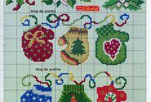 Cross Stitch: Vánoce
