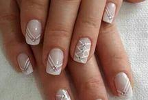 French nail