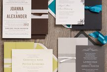 Wedding Invitations / Exclusive Paper Source wedding invitations designs for your wedding events. / by Paper Source