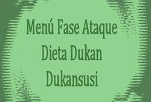 dieta y recetario dukan