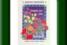 Aromatherapy & Home Fragrance Books / Aromatherapy & Home Fragrance Books