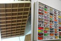 Closet de Esmaltes / Closet de esmaltes