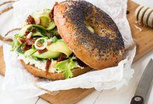 Recettes Sandwiches & Co