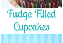 Cupcakes&cake