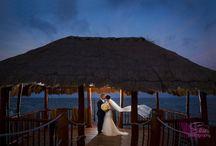 Jessica & Brian's Wedding at Azul Beach Resort