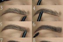 Make-up tricks