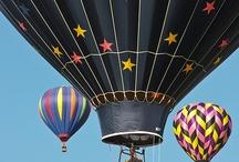 Hot Air Balloons / Hot Air Balloons