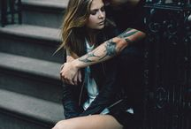 Tattoo Couple Photography