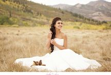 Rustic Pinecone Wedding