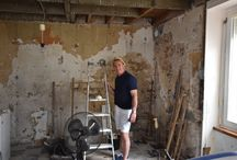 Cognac Townhouse France / Follow our renovation journey in Cognac France