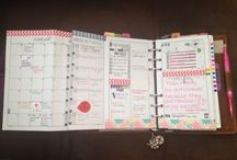 planner fold out