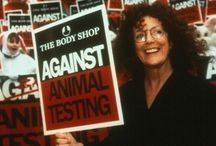 Against Animal Testing / by The Body Shop