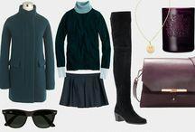 Inspired Outfits / by Katherine Zafiris-Heintz