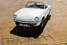 Spitfire / Vintage sports cars