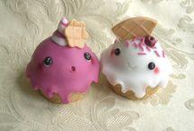 Cup cakes versiering