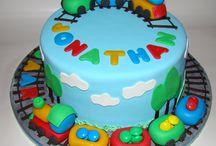 Cakes boys