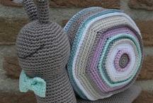 Jouet crochet