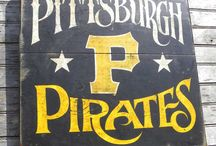 Pittsburgh Pirates ⚾️ / by Katie Gates