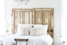 Headboards / by Willow B Primitives