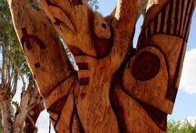 the best tree sculptures