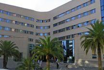 Juzgados de Tenerife / Partidos judiciales de Tenerife