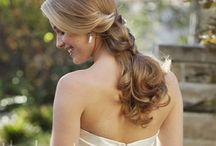 Wedding -Hair, Make up & Bling bling