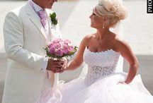 Our Brides / Bouquets Flowers Weddings Florist brides bridal bouquets  White wedding