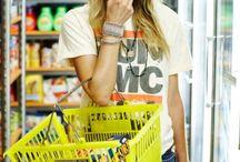 """Съемка """"в супермаркете"""""""