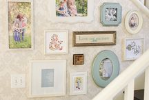 Wall decor / by Candice : She's Crafty