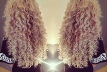 Curly Hair / by Brooke Smith