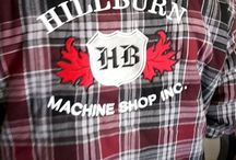 Hillburn Machine Shop Images / Images of our machine shop located at: Bay #2, 4115 – 61st Ave S.E. Calgary, AB T2C 1Z6