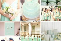 Mintspiration / A wedding inspiration board curated by Style Events. / by Style Events